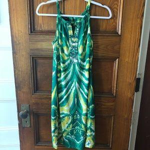 INC sun dress